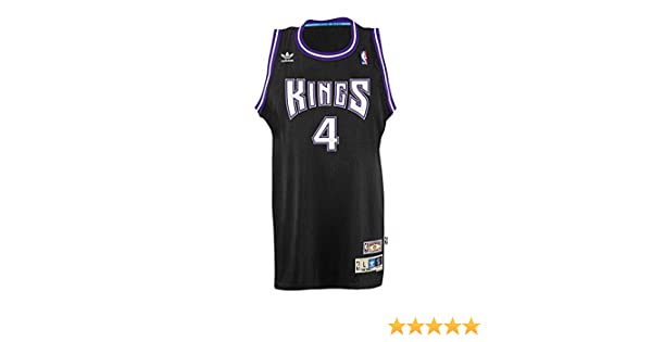 307ce7f6 Amazon.com : Adidas Men's Sacramento Kings NBA Chris Webber Soul Swingman  Jersey Medium : Sports & Outdoors