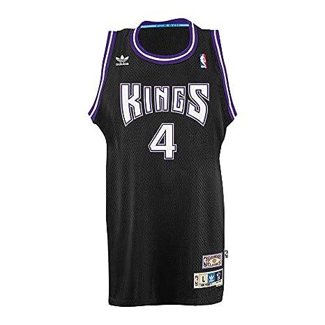 a242ed3f9cfa Amazon.com   Adidas Men s Sacramento Kings NBA Chris Webber Soul Swingman  Jersey   Sports   Outdoors