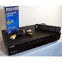 Sony SLV-N77 4-Head Hi-Fi Stereo VCR