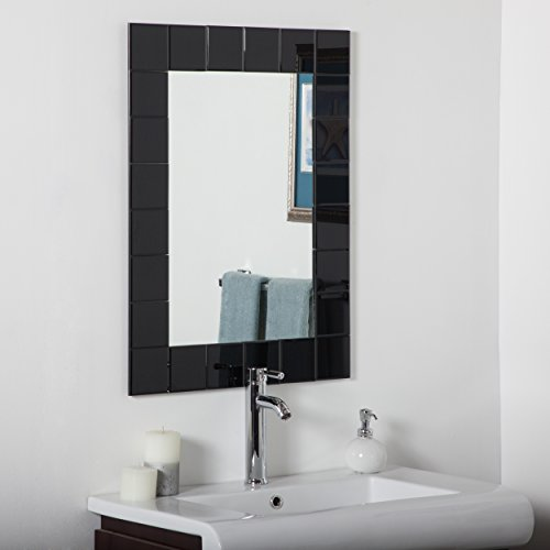 Decor Wonderland Montreal Modern Bathroom Mirror, -