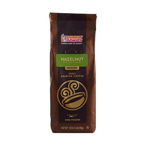 Top 10 best hazelnut dunkin donuts coffee 2019