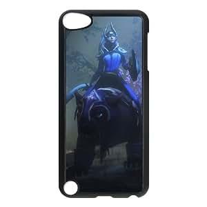 iPod Touch 5 Case Black Defense Of The Ancients Dota 2 LUNA 005 IX7663532