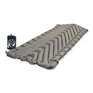 Klymit Static V Luxe Sleeping Pad, Grey
