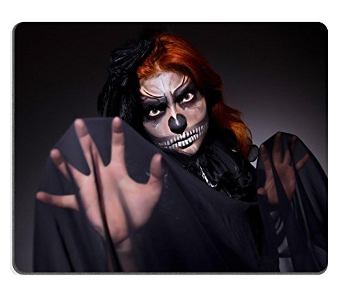 [Luxlady Gaming Mousepad IMAGE ID: 26717790 Scary monster in dark room] (Danger Mouse Halloween Costume)