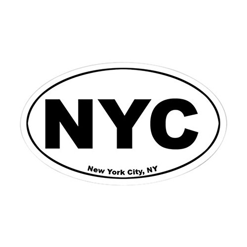 CafePress York Sticker Bumper Decal