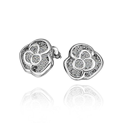 aomily-jewelry-18k-gold-plated-stud-earrings-for-womens-flower-pave-white-gold