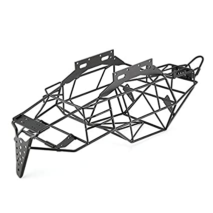 Amazon Com Lovescenario Metal Roll Cage Chassis Frame Rc Car Body