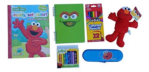 Elmo Party Bag Stuffers - 4