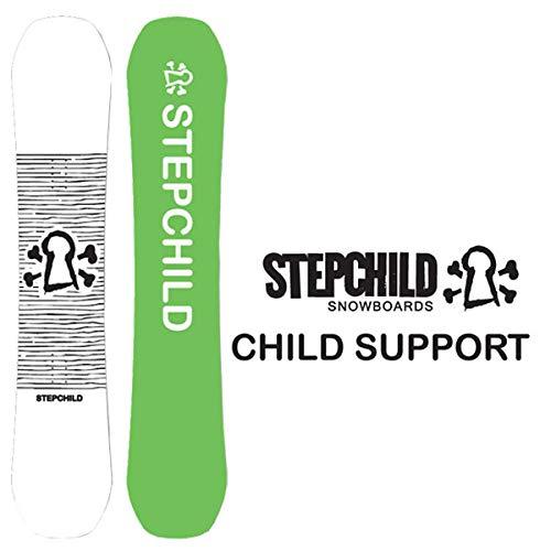 18-19 STEPCHILD/ステップチャイルド CHILD SUPPORT メンズ 板 スノーボード 2019 153