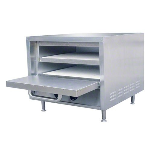 Adcraft Countertop Stackable Pizza Oven, 23 x 25 x 21 inch -- 1 each. by Adcraft