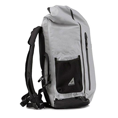 2017 Zhik 35L Waterproof Dry Backpack Ash DRY300 by Zhik (Image #3)