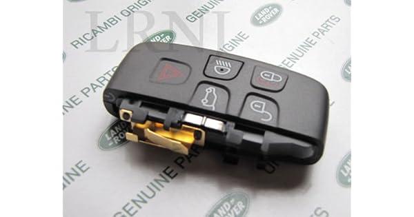 Genuino Range Rover /& Range Rover Sport-Llavero caso LR052905