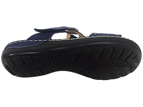 Cushion Walk ,  Damen Pantoletten Navy