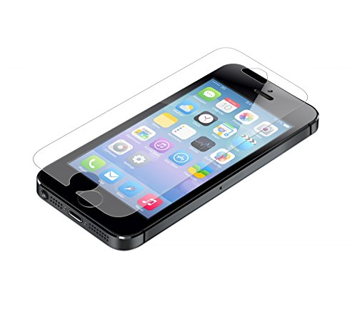 ZAGG InvisibleShield Original Screen Protector for iPhone 5 / iPhone 5S / iPhone 5SE