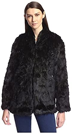 Heartloom Women's Faux Fur Coat at Amazon Women's Coats Shop