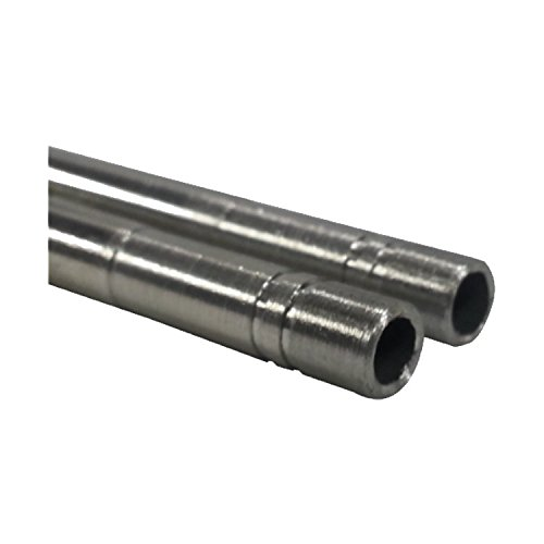 1/4'' Stainless Steel Tubing for Push Lock (3 ft Section) by Mistcooling
