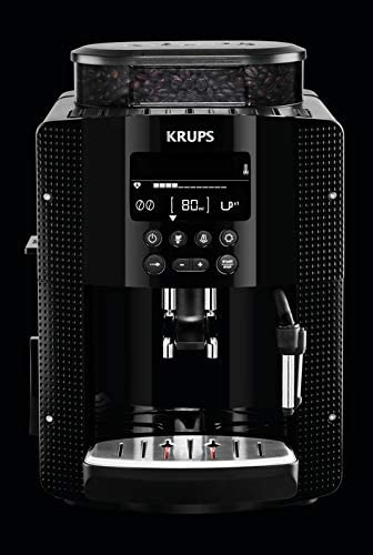 Krups EA81 Pisa Fully Automatic Espresso Machine by KRUPS
