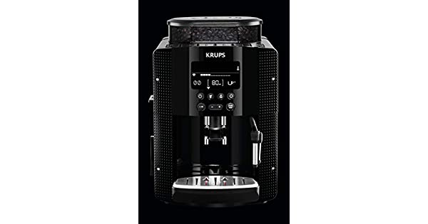 Amazon.com: KRUPS EA81 Pisa Espresso Maker, None, ninguno ...