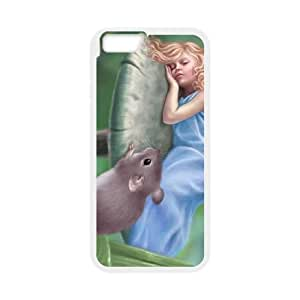 iPhone 6 Plus 5.5 Inch Cell Phone Case White Sweet Dreams JNR2241807