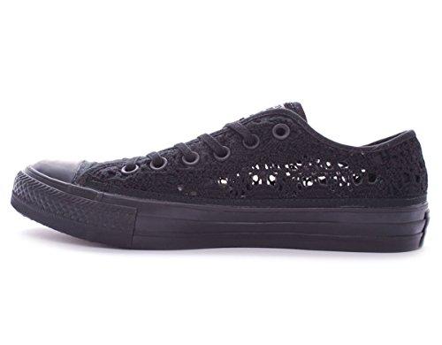 Mujer CONVERSE zapatillas bajo 549312C CT ESPECIALIDAD OX Negro - negro/negro