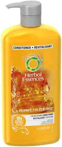 Herbal Essences Honey I'm Strong Strengthening Conditioner 33.8 Fl Oz