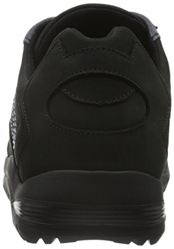Hartjes Fitness Walking Scarpe Indoor Unisex-adulto Nere (nero / Jeans 1/23)