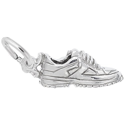 Rembrandt Charms, Sneaker, .925 Sterling Silver