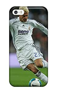 6309852K18376808 David Beckham Soccer Case Compatible With ipod touch5/ Hot Protection Case