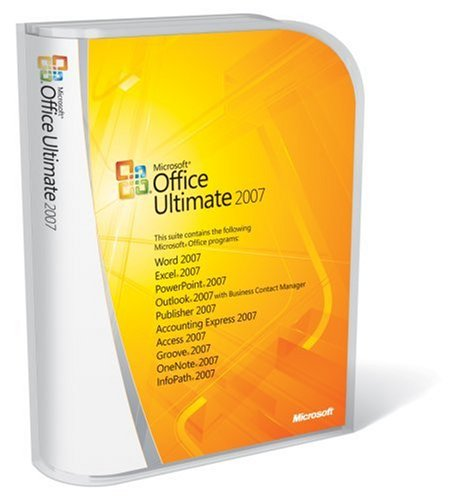 Microsoft Office Ultimate 2007 FULL VERSION [OLD VERSION] (Microsoft Office Software 2007)