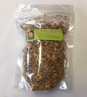 (Herbs: Orange Blossoms ~ Dried blossoms ~ 1 Oz ~ Wicca ~ Ravenz Roost Herbs with special info on label)