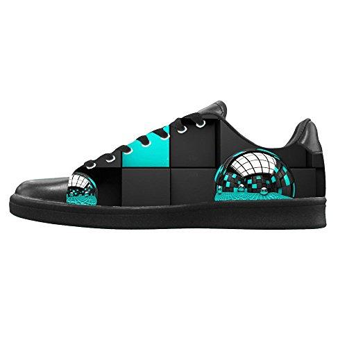 Dalliy di Stampa Men's Alto Canvas Tela da Sopra Scarpe stereoscopica Scarpe 3D di Custom Scarpe Scarpe Le I delle in Lacci Shoes Ginnastica rrx5g1