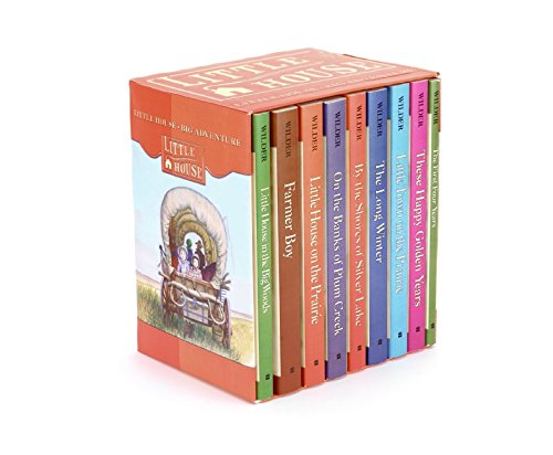The Little House (9 Volumes - The Gardens Collection Jersey Outlet