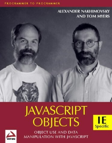 JavaScript Objects by Tom Myers (1998-11-02)