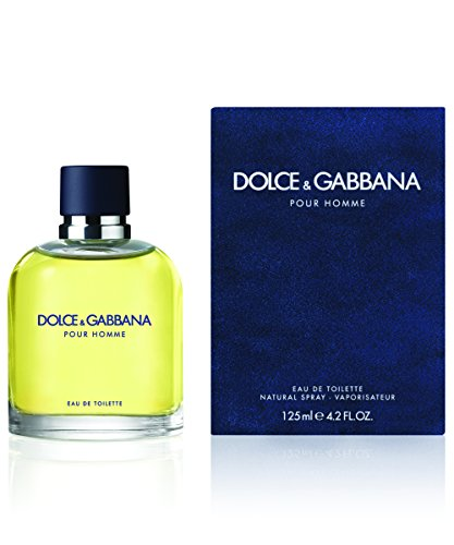 Dolce & Gabbana By Dolce & Gabbana For Men. Eau De Toilette Spray 4.2 - For Gabbana & Dolce Men
