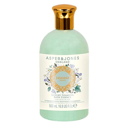 (Asper & Jones Jasmine Moisturising Bath Essence 500ml)