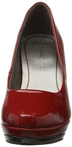 Tozzi Marco Scarpe con Red Donna Patent 22444 Tacco Rosso CAxBxqw