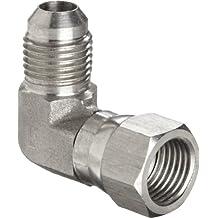 Sleeve Stainless Steel JIC Tube Fitting Brennan 0319-04-SS 1//4 Tube OD 1//4 Tube OD