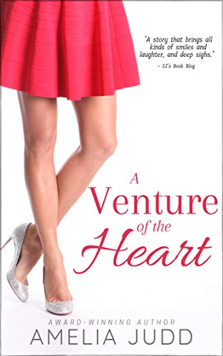 A Venture of the Heart (Silver Bay Book 1) ()