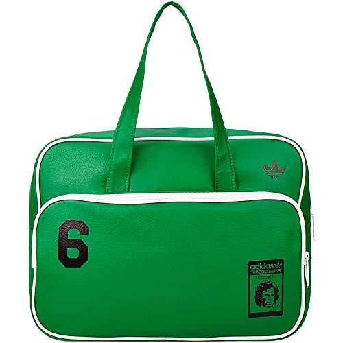 Messenger Adidas Bags - adidas Originals Mens Beckenbauer Airliner Bag - Green - NS