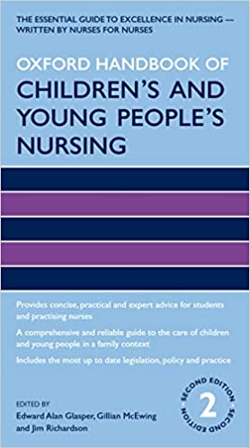 Oxford Handbook of Childrens and Young Peoples Nursing