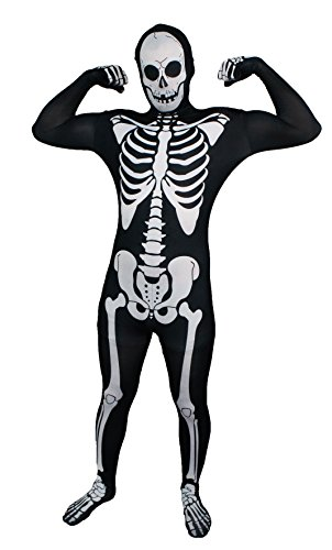 Skeleton Full Body Suit