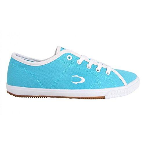 John Smith Sneaker für Junge und Mädchen und Damen Lanta W Celeste Schuhgröße 38