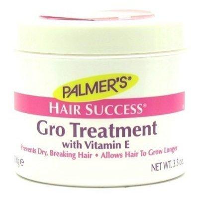 Palmers Hair Success Gro Treatment Jar 3.5 Ounce (103ml) (3 Pack)