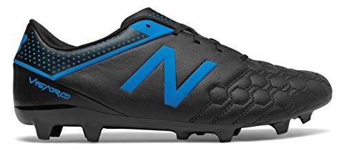 に対処する定規隙間(ニューバランス) New Balance 靴?シューズ メンズサッカー Visaro Liga Full Grain FG Black with Bolt ブラック ボルト US 8 (26cm)