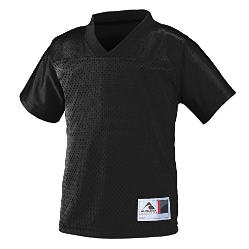 Augusta Sportswear Toddler Stadium Replica Jersey 2/3T Black