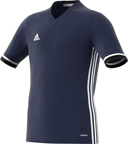 adidas Condivo 16 Youth Soccer Jersey (L, Dark Blue/White)