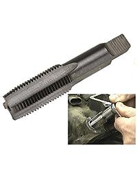 7 x Automotive Drain herramienta para cárter de aceite Pan Stripped Kit de reparación de hilo M15 x 1,5 mm
