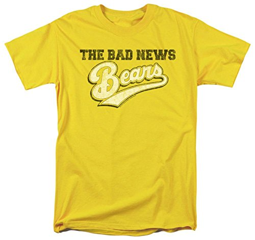 The Bad News Bears - Logo T-Shirt Size M