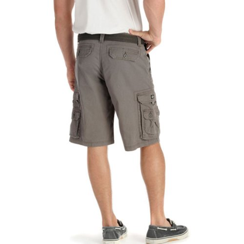 Lee Men's Big-Tall Belted Wyoming Cargo Short