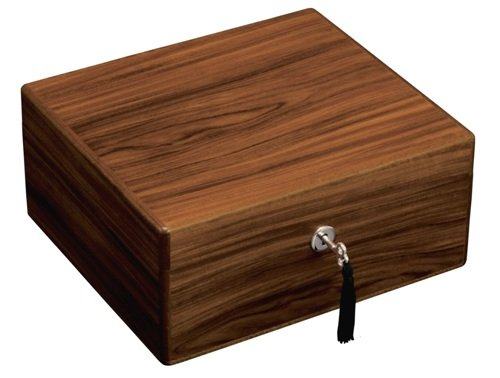 Diamond Crown St. James Series The Drake 40 Cigar Humidors by Diamond Crown